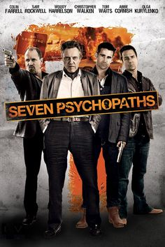 Seven Psychopaths - as you would probably expect some wonderful dialogue. Nice little cameo from Harry Dean Stanton. I have a lot of time for Sam Rockwell and generally enjoy his performances - this one no different. If you like Tarantino, you'll like this
