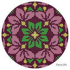 You are in the right place about topflappen stricken muster Here we offer you the most beautiful pic Tapestry Crochet Patterns, Crochet Art, Crochet Stitches Patterns, Beading Patterns, Cross Stitch Patterns, Mochila Crochet, Tapestry Bag, Native Beadwork, Beaded Crafts
