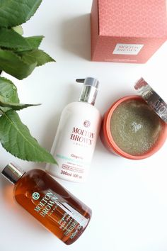 I'm newly obsessed with Molton Brown products- especially gingerlily!