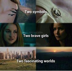 Divergent/THG