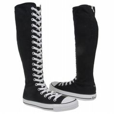 Amazon.com: CONVERSE Women's All Star XX-HI: Shoes   i want some of these