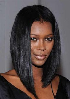 African American Women's Straight Middle Part Human Hair Lace Front Cap Wigs bob hairstyles african american middle part African American Women's Straight Middle Part Human Hair Lace Front Cap Wigs Straight Weave Hairstyles, Braided Hairstyles For Black Women, Long Bob Hairstyles, Wig Hairstyles, Straight Wigs, Long Haircuts, Pretty Hairstyles, Short Twists, Middle Hair