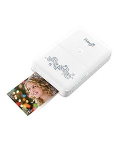 So this looks awesome. You can print right from your phone. :: Portable Pringo Photo Printer