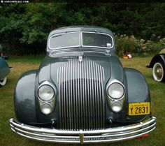 Chrysler Airflow | saw only 6285 chrysler airflow sales and 5000 de soto sales in 1937 ...