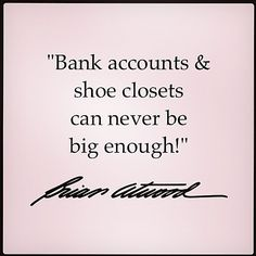 True. #BrianAtwood