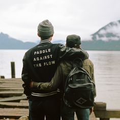 Paddle Against The Flow : Huck x Roots Canada