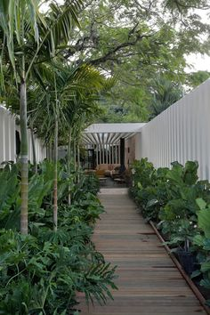 Completed in 2019 in Cidade Jardim, Brazil. Images by Denilson Machado – MCA Estúdio. Otto Felix, an architect known for the singular and expressive lines that emerge from his sketches, is present at CASACOR São Paulo which this. Tropical Patio, Tropical Garden Design, Tropical Landscaping, Modern Landscaping, Temporary Architecture, Landscape Architecture, Landscape Design, Design Exterior, Patio Design
