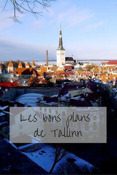 Tere, Tallinn : Les bons plans dans la capitale estonienne