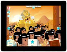 Une collection d'applications iPad iPhone et Android pour faire découvrir l'Histoire du monde aux enfants. De Vercingétorix l'Arverne, à la création de l'Union Européenne faites leur découvrir la grande Histoire de notre monde.