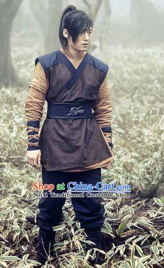 Korean Swordsman Outfit for Men
