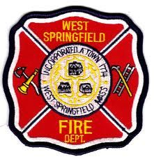 West Springfield Fire Department, West Springfield, MA #westspringfield #massachusetts #patches #badge #crest #fire #rescue #setcom http://setcomcorp.com/8bheadset.html