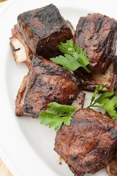 If You Haven't Grilled Short Ribs Yet, You're Missing Out