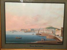 Paire de gouache Napolitaine | Art, antiquités, Art du XIXe et avant, Peintures, émaux | eBay!