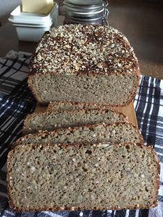 5 Korn-Liebling im Zaubermeister gebacken - Ein ganz fantastisches Brot :)      Zutaten:   250 g 5 Korn Mischung - ich hatte die Mischung vo...