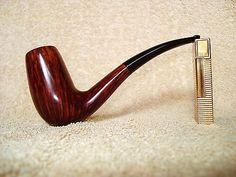 Pfeife-Pipe-Loran-Handcut-Denmark-275K-ohne-Filter