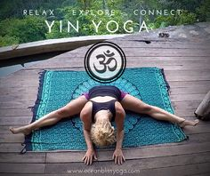 OceanBlissYoga offers regular Yin Yoga classes that aim to help you RELAX your body and mind, EXPLORE the multiple layers of Hatha Yoga, and CONNECT to your spirit. Yoga Classes, Yin Yoga, Beach Mat, Connect, Layers, Relax, Mindfulness, Spirit, Explore