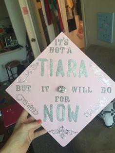 College Graduation Cap Decoration Princess Easy