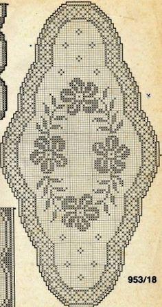 Kira scheme crochet: Scheme crochet no. 85