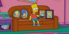 Watch A Teenage Simpsons Fan Lose His Mind Meeting The Voice Of Bart Simpson #FansnStars