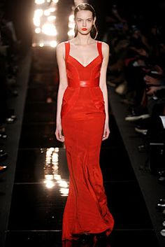 Monique Lhuillier Ready to Wear Fall 2012