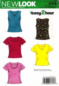 c8432492d18ab 136 Best New Look Women s Misses  Sewing Pattern Collection. images ...