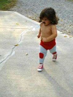 Nacho Libre...someday I will have a son, and this will be his costume