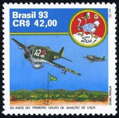 50 Years First Brazilian Air Group