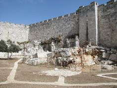 North Walls of Old City, Jerusalem - Jerusalem 101