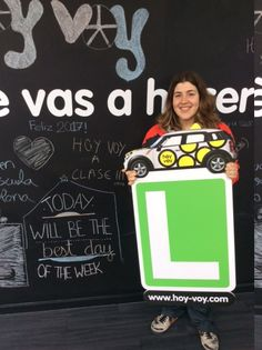 NURIA POCH!!! #hoyvoy #autoescuela #sabadell