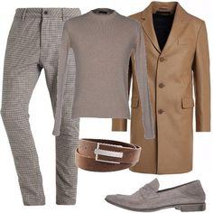 Dettaglio di metallo  outfit uomo Casual per tutti i giorni e ufficio  03451980135