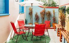 Inspire-se na galeria de fotos e adote as cores de Frida Kahlo na sua área externa - Mais cor, por favor - GNT