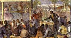 Sobre la Reconstrucción (primer intento histórico para que EE.UU dejara de ser una nación esclavista)