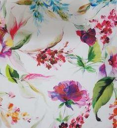 Seda Flor Spring Summer 2018, Flowers, Silk