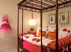 Residences - Girls Bedroom 4 - Suzanne Lovell Inc.