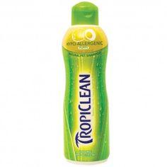 Tropiclean Hypo Allergenic Shampoo 20oz