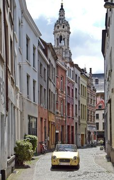 Church, Hendrik Conscienceplein in Antwerp