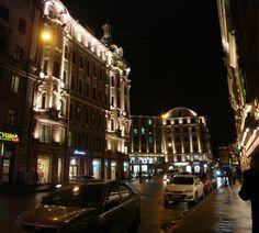 Petersburg Night