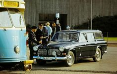 Volvo Amazon in Gothenburg