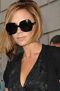Style Icon. Victoria Beckham.