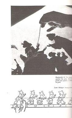 LA ANIMACION ESCRITA: Lotte Reiniger