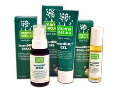 Salud Total: InsectDHU, alivia las picaduras de toda la familia.