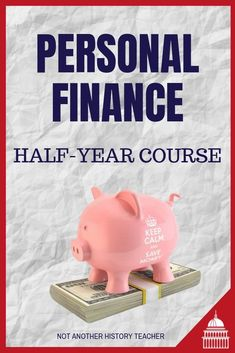 This amazing half-year personal finance course bundle will make your life easier!!! Over 500 EDITABLE individual products in ONE package! It includes full lesson plans, student activities, and all other needed materials to implement personal finance lessons. Includes cooperative group activities, centers, readings, games, projects, tests, and so much more. I teach with the 55 minute period for the half-year. I am a very organized teacher.