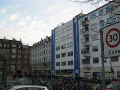 Christianshavns Torv Multi Story Building, Street View, City, Cities
