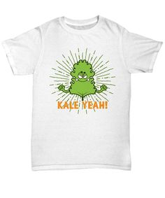 Who doesn't love kale? Kale is very high in antioxidants! Great gift for vegans everywhere.