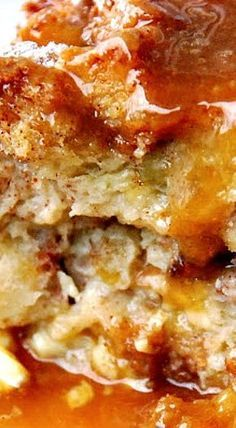 Paula Deen's Bread Pudding - experienced chefs and cooks all agree this recipe is pretty hard to beat! ❊