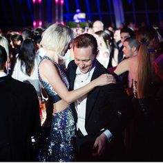 Tom and Taylor at The Met Gala