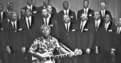"""Sister Rosetta Tharpe is often called """"The Godmother of Rock and Roll,"""" and as you watch her absolutely breathtaking performance in this amazing video, you'll have to agree thatit's quite obvious of how influential she was to that whole genre of popular music. From Chuck Berry to Elvis and Bob Dylan, to the Beatles and... View Article"""