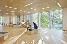 A loft for children | Kirsch Architecture