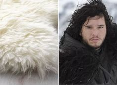 "Ikea Just Released Adorable Instructions On How To Make A ""GoT"" Night's Watch Cape"