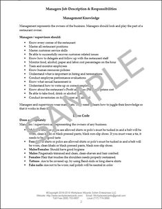 Customer Service Restaurant forms elevate your business. These forms for restaurants will help you increase restaurant revenue and wow customer service. Restaurant Consulting, Restaurant Owner, Learn To Run, Learn To Cook, Cleaning Schedule Templates, Mystery Shopper, Job Description, Liking Someone, Above And Beyond
